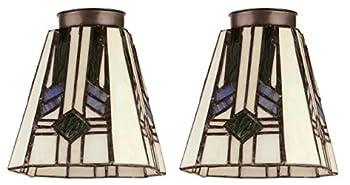 westinghouse glass shade