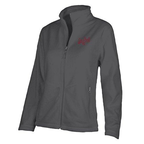 NCAA Arizona State Sun Devils W Luxe Jacket, Small, Dark Grey