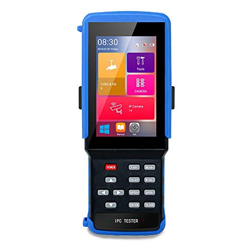4 Inch Portable CCTV Tester Up to 4…