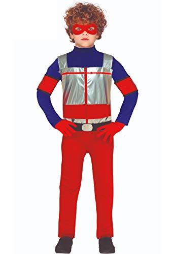Guirca Disfraz de Superhéroe Peligro para niño