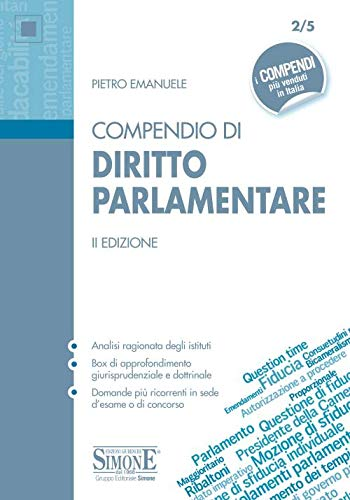Compendio di diritto parlamentare