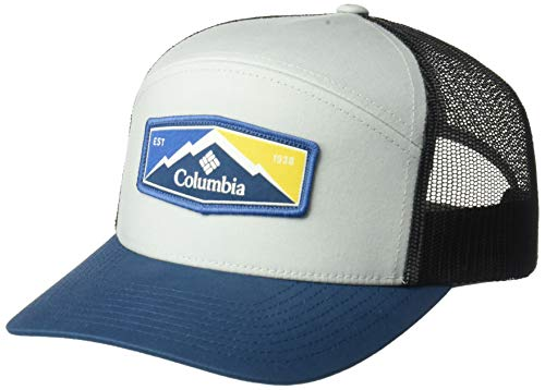 Columbia Hut Trail Evolution II Snap Back, Cool Grey/Petr, One Size, 1840151