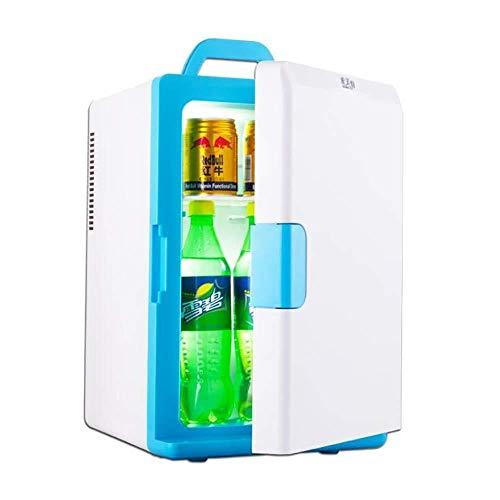 wangt duurzame autokoelkasten, 18 l elektronische koelbox, tweethers huishouden/auto, snelle afkoeling, minikoelkast, voor reizen en kamperen