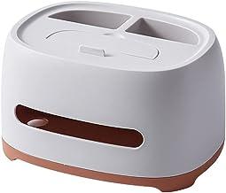 SMEJS Hoge Kwaliteit Huishoudelijk Product Tissue Box Licht Luxe Thuis Kamer Creatieve Leuke Eenvoudige Multifunctionele A...
