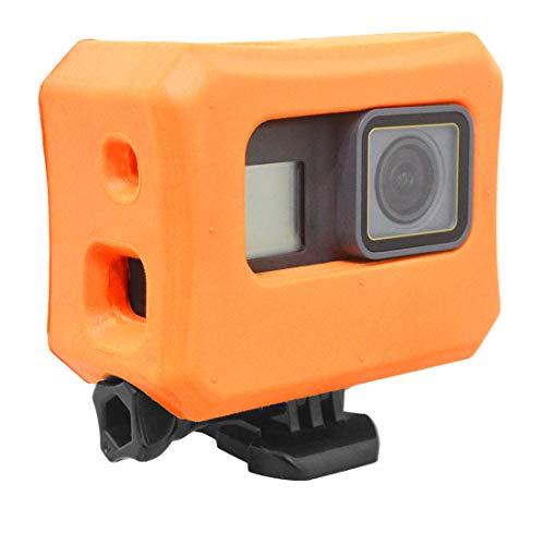 XHC Bojengehäuse Shell, PULUZ Floaty Case mit Backdoor für GoPro HERO7 6 5