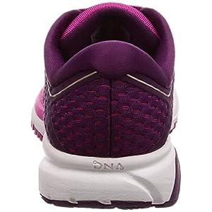 Brooks Women's Ravenna 9 - Pink/Plum/Champagne - 6.5 - B