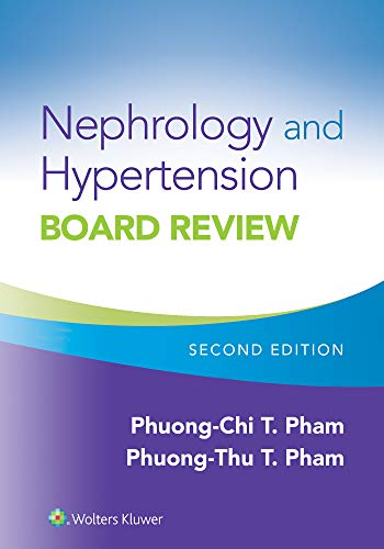 Nephrology and Hypertension Board Review (English Edition)