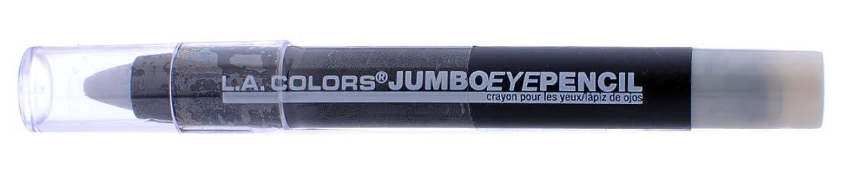 愚かシンプルさトランクライブラリLA COLORS Jumbo Pencil Iridescent Light (並行輸入品)