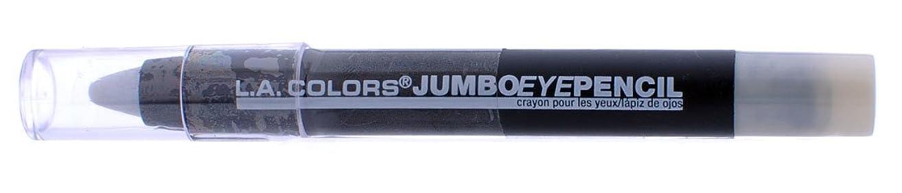 経験的興奮するベールLA COLORS Jumbo Pencil Iridescent Light (並行輸入品)