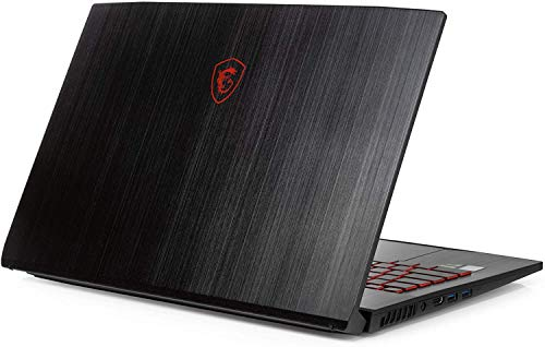MSI Thin GF75 Laptop, 17.3' FHD Display, Intel Core i7-9750H Upto 4.5GHz, 32GB RAM, 1TB NVMe SSD + 1TB HDD, NVIDIA GeForce GTX 1050 Ti, HDMI, Wi-Fi, Bluetooth, Windows 10 Pro (Renewed)