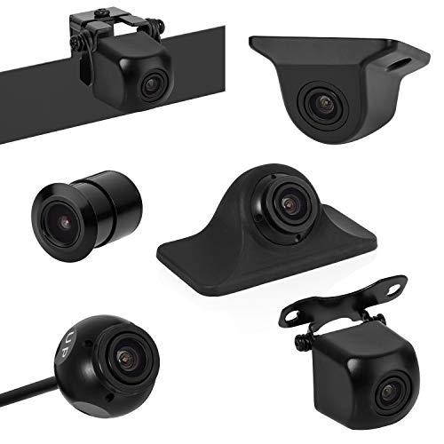 BOYO VISION BOYO VTK501HD - Universal HD Backup Camera with Multiple Mounting Options (6-in-1 Camera System) backup BOYO camera