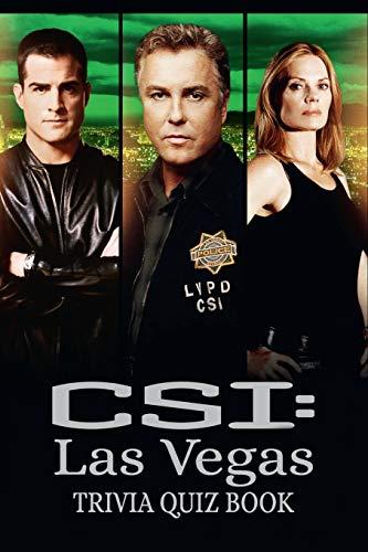 CSI Las Vegas: Tivia Quiz Book