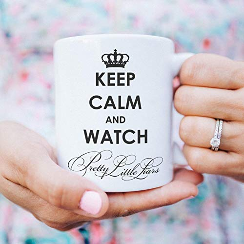 Pretty Little Liars Tasse mit Spruch