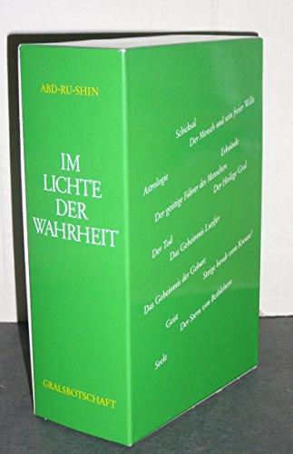 Im Lichte der Wahrheit. Gralsbotschaft. 3 Bände
