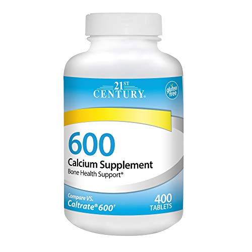 Best 21st century calcium vitamin d combination mineral supplements review 2021 - Top Pick
