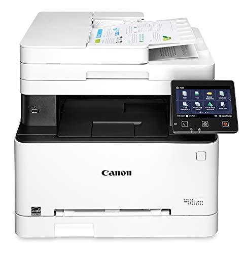 Canon ImageClass MF642Cdw Impresora láser a Color inalámbrica con escáner y copiadora