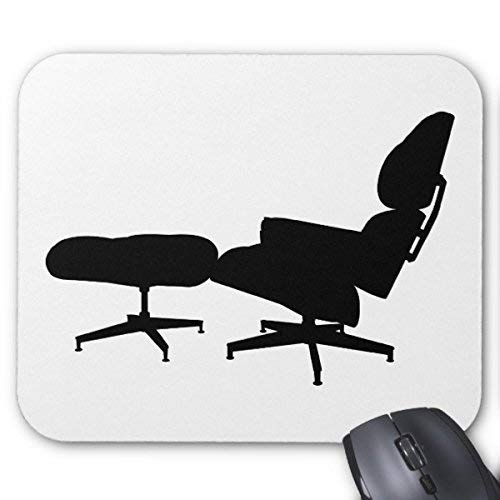 Mousepads Eames Lounge Chair und Ottoman Mouse Mat