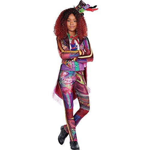 Party City Descendants 3 Celia Halloween Costume for Girls, Disney, Medium (8-10), Includes Accessories