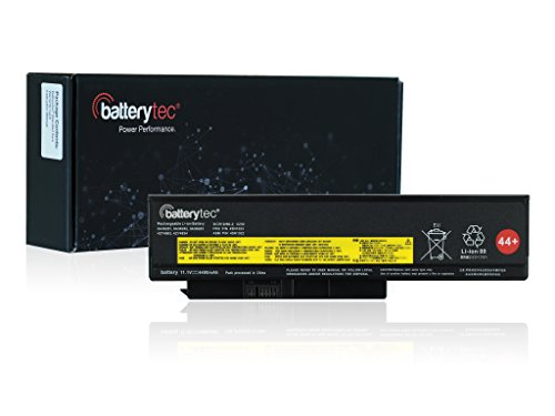 Batterytec - Batería para Lenovo ThinkPad serie X220, serie X220i, serie X220s, serie X230, 0A362810A362820A3628342T486342Y486442T486742Y486842T487342Y487442T490142T490242Y4940, [11,1V, 4400mAh]