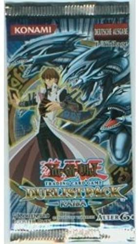 Yu-Gi-Oh  Duelist Pack 11 - KaibaBooster dt