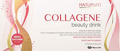Marco Viti VVDT032 Collagene Beauty Drink Integratore - 250 ml