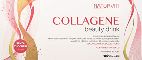 Marco Viti VVDT032 Collagene Beauty Drink Integratore - 250 ml