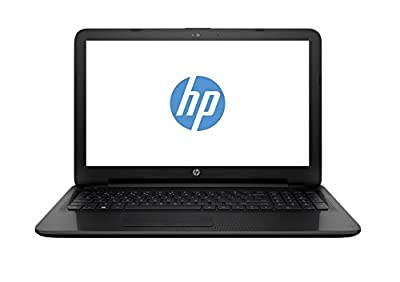 """HP 15-af100 15-af131dx 15.6"""" (BrightView) Notebook - AMD A-Series A6-5200 Quad-core (4 Core) 2 GHz - Black P1A95UA#ABA"""