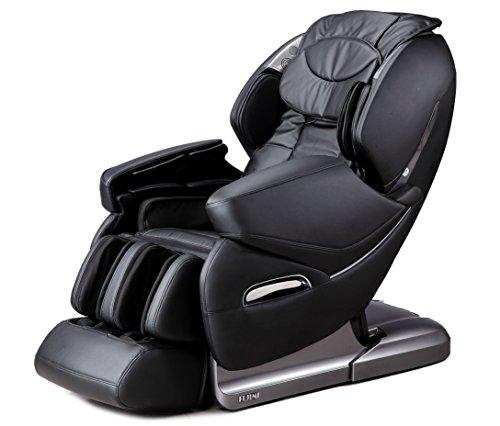 Trade-Line-Partner massagestoel Supreme voor uw welzijn - Zwart - medische televisiestoel en massagestoel de luxe uitvoering voor absolute ontspanning.