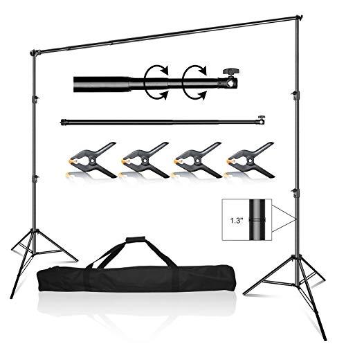 Best photo studio backdrop stand