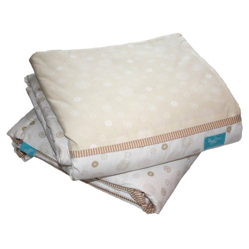 Rosy Cheek Parure de lit avec housse de couette et pare-chocs