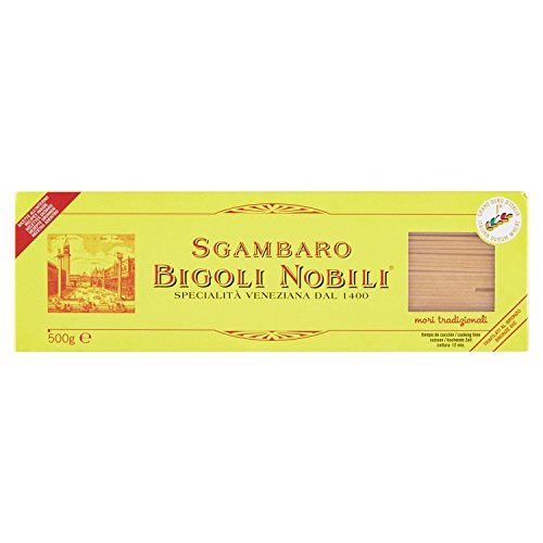 Sgambaro Bigoli Nobili Mori - 500 gr - [confezione da 4]