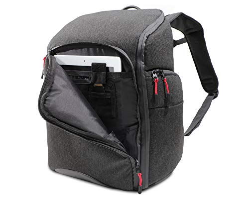 Canon Water-Resistant, Durable Camera Backpack/Case (EDC-1), Holds up...