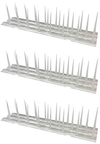 Anti Vogel Spike Strips (Pack van 3)