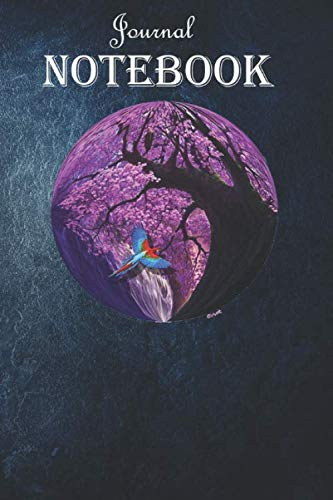 Amazon Lavender Purple Nature Globe with Parrot Notebook Journal: Unique Appreciation Gift with Beautiful Design and a Premium Matte Softcover: Amazon ... Globe with Parrot Gift Ideas for Your Son