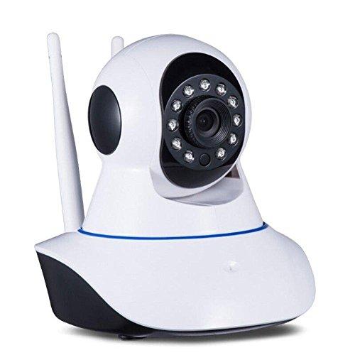 Camera Cámara Motorizada Inalámbrica IPCAM WiFi infrarrojos LAN visión nocturna 10metros