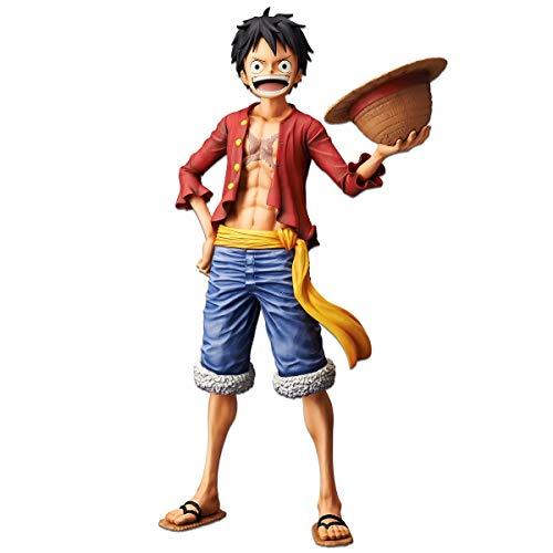 Banpresto One Piece Figur Grandista Monkey D Luffy, bunt