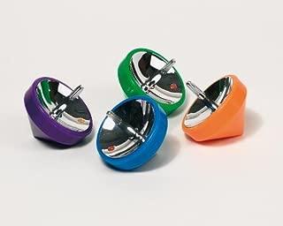 Flashing Music Gyro Push-Down-Kreisel LED Shining Toys Geburtstagsgeschenke f/ür Kinder Fyeep malkreisel