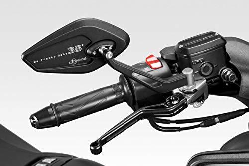 TMAX 2017 19 - Kit Espejos  Revenge  CL (R-0838) - Homologados - Retrovisores Laterales Manillar - Aluminio - Accesorios De Pretto Moto (DPM Race) - 100% Made in Italy