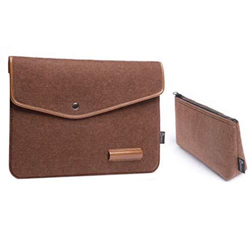 HOT VERKOOP Notebook voelde Case Cover Laptop sleeve tas voor 11 13 15 Macbook Pro Air, op voorraad