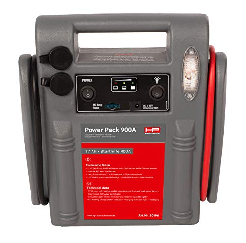 HP Autozubehör 20896 Power Pack 900A