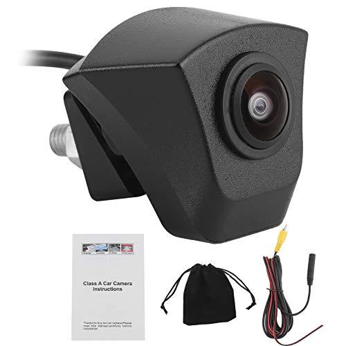 Cámara CCD para automóvil, cámara CCD 170 ° Cámara integrada con logotipo para cámara de automóvil, para cámara en color de buena imagen