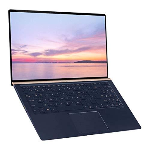 ASUS ZenBook UX533FD-A8067T 15.6 Inch Full HD 4-Way NanoEdge Screen (Intel i7-8565U Processor, 16 GB Memory, 512 GB PCI-e SSD, Nvidia GTX 1050 Max-Q Graphics, Windows 10)