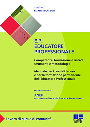 E.P. Educatore professionale