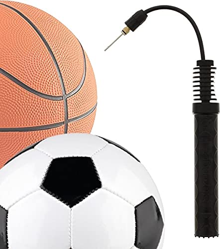 Ballenpomp - Professionele Voetbalpomp - Basketbalpomp - Ballenpomp- Pomp - Inclusief Naald - Balpomp - Voetbal - Basket - Volleyball - Bal - Ballen - Handpomp - Slazenger