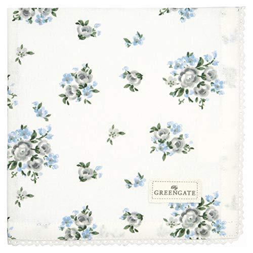 GreenGate - Serviette, Stoffserviette - Nicoline - Baumwolle - beige - 40 x 40 cm