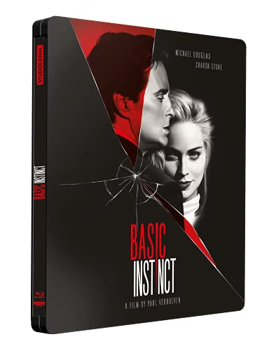 Basic Instinct [4K Ultra HD + Blu-Ray-Édition boîtier SteelBook]