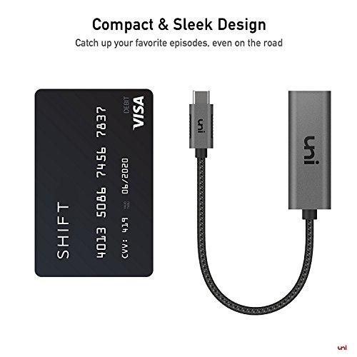 UNI『USB-CtoHDMI変換アダプタ』