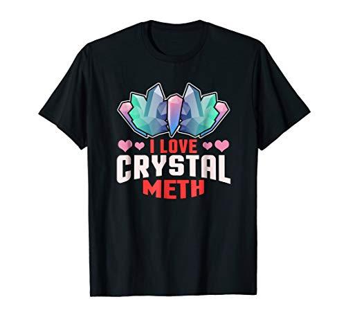 Crystal Meth T-Shirt | Methamphetamine