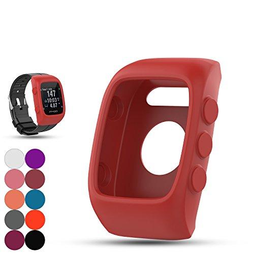 iFeeker Polar M400/M430 GPS-Laufuhr Ersatzband Schutzhülle, Weich Silikon Stoßfest und bruchsicher Schutzhülle für die Polar M400/M430 GPS-Laufuhr