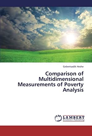 Comparison of Multidimensional Measurements of Poverty Analysis